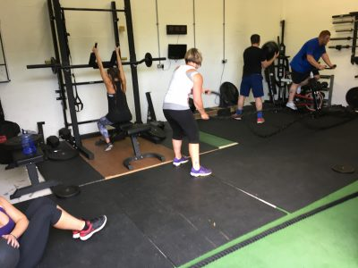 Bootcamps and group training in barnsley
