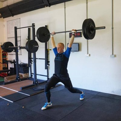 Olympic weightlifting in Barnsley at Barnsley Barbell