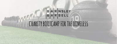 Barnsley Barbell Charity Bootcamp For The Homeless